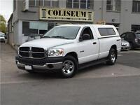 2008 Dodge Ram 1500 ST/SXT-LONG BOX-MATCHING CAP