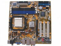 Asus A8M2N-LA HP Nodus3-GL8E MICRO ATX AMD Motherboard and CPU