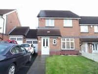BEAUTIFUL 3 BEDROOM HOUSE FOR RENT IN WEST BROMWICH (NO DSS)