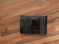 Blackberry Passport in very good condition. Foil still on screen.