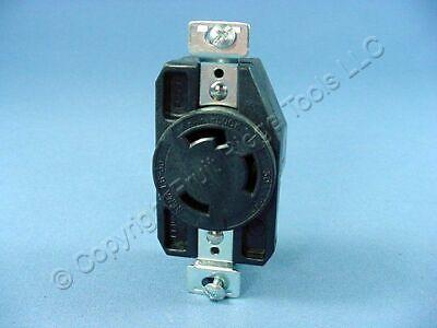 New Cooper L6-30 Twist Locking Receptacle Turn Hart-lock Outlet 30a 250v Cwl630r