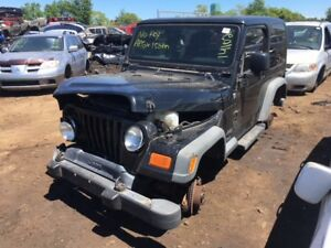 2005 Jeep Wrangler just in for parts at Pic N Save!