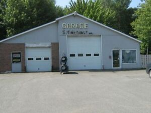 Garage à vendre (Sorel-Tracy)