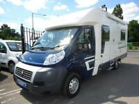 2010 FIAT DUCATO SWIFT ESCAPE 664 4 BERTH MOTORHOME