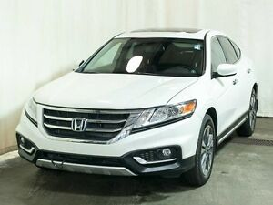 2014 Honda CROSSTOUR EX-L V6 4WD Leather, Sunroof
