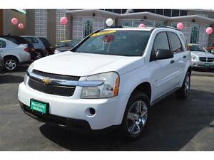 2008 Chevrolet Equinox LS with ONE YEAR WARRANTY