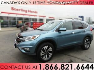 2015 Honda CR-V TOURING | AWD | ALL WEATHER MATS | REMOTE STARTE