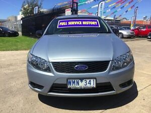 2009 Ford Falcon FG FG 5 Speed Auto Seq Sportshift Utility Brooklyn Brimbank Area Preview