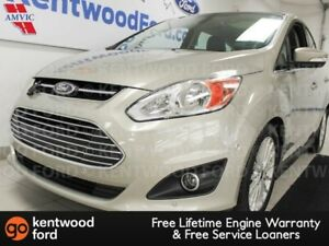 2016 Ford C-Max Hybrid SEL Hybrid with NAV, sunroof, heated powe