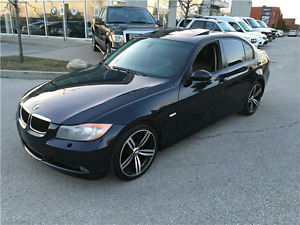 2006 AWD 325xi BMW trade for boat