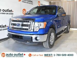 2014 Ford F-150 One Owner! XLT 4x4 SuperCab Ecoboost