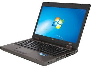 HP Probook 6460B Laptop; Intel i3 /4GB /250GB / WiFi / Webcam