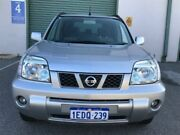2006 Nissan X-Trail T30 ST-S Silver 4 Speed Automatic Wagon St James Victoria Park Area Preview