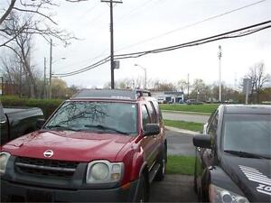 2002 Nissan Xterra SE WON'T START AS-TRADED AS-IS TURNS OVER