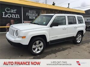 2011 Jeep Patriot LTD. 4x4 OWN ME FOR ONLY $72.38 BIWEEKLY!