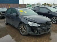 VOLKSWAGEN GOLF MK7 2014 BREAKING FOR SPARES TEL 07814971951 HAVE FEW IN STOCK
