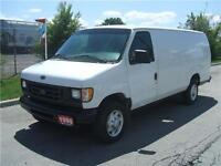 1999 Ford Econoline Cargo Van EXTENDED