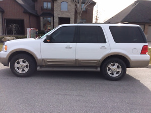 2003 Ford Expedition SUV, Crossover