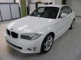 BMW 118d (FULL LEATHER, LOW MILEAGE!!)