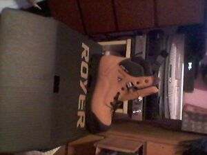 Royer work boots brand new in the box with sales receipt