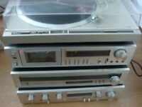 Pioneer Stereo system - Amp/Tuner/Record player/Tape deck