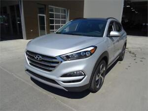 2017 Hyundai Tucson Limited Was $38,406 now only $32988