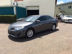2014 Toyota Camry ASV50R Altise Grey 6 Speed Automatic Sedan Holtze Litchfield Area Preview