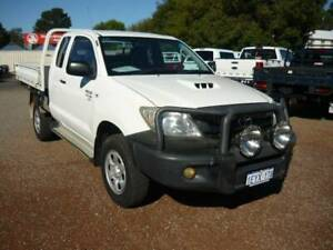 2009 Toyota Hilux Ute Collie Collie Area Preview