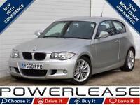 2011 60 BMW 1 SERIES 2.0 116D M SPORT 3D 114 BHP DIESEL