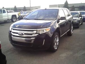 2014 Ford Edge Limited+3.5L+AWD+NAVI+TOITPANO+MAGS 20