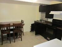 NEWLY built LEGAL Furnished  basement rooms for rent !