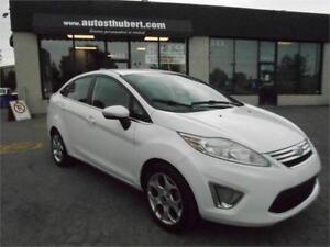 FORD FIESTA SEL 2011 **CUIR+ TOIT OUVRANT**