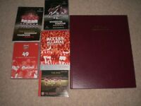 ARSENAL MEMORABILLIA - BOOKS AND DVDs
