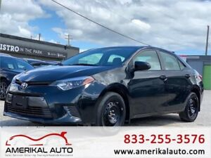 *SAFETIED* 2016 Toyota Corolla LE *CLEAN TITLE *LOCAL CAR*