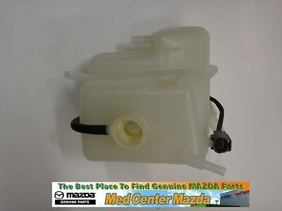 Mazda RX-8 Coolant Sub-Tank with sensor 2004-2011