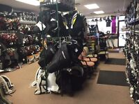 New and used hockey equipment!!! @ Rebound!!