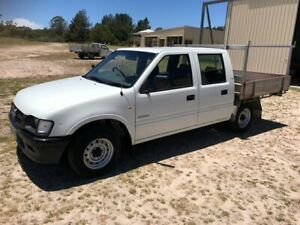 2001 Holden Rodeo TFR9 DX 5 Speed Manual Crew Cab Pickup Applethorpe Southern Downs Preview