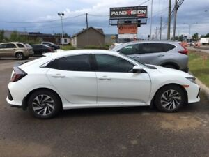 2017 Honda Civic Hatchback LX HATCHBACK DEMO