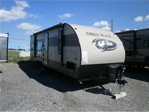 2017 FOREST RIVER GREY WOLF LIMITED 26 BH! BUNKS! $20995!!