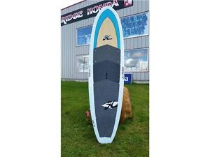 10-0 ATR2 Stand Up Paddle Board Aqua Bamboo