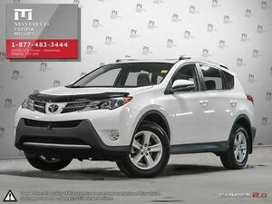2014 Toyota Rav4 XLE Navigation package All-wheel Drive (AWD)