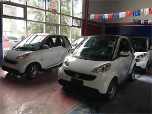 6 smart cars to chose from sale or trade