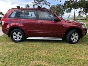 2006 Suzuki Grand Vitara JB JLX Red 5 Speed Automatic Wagon Tugun Gold Coast South Preview