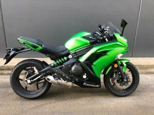 2015 Kawasaki Ninja 650L Epping Whittlesea Area Preview