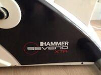 Exercise Bike - Hammer SEVENO XTR