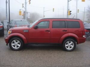 2008 Dodge Nitro *LEATHER-SUNROOF* 4x4