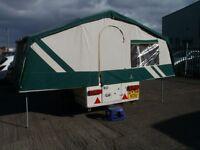 Pennine Aztec SE Folding camper / Trailer tent
