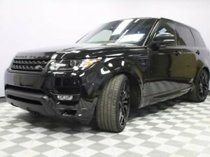 2016 Land Rover Range Rover Sport Autobiography STEALTH PACK - C