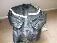 child's leather jacket