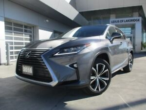 2016 Lexus RX 350 Luxury, One Owner, No Accidents, Navi, Blind S